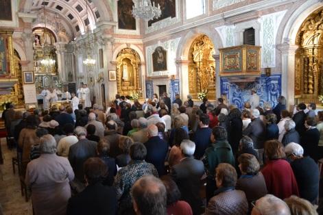 Missa 30 anos Palotinos em Portugal (1)