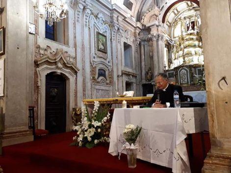 conferência padre gonçalo portocarrero almada música sacra1
