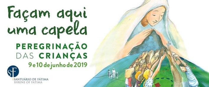 peregrinação crianças Fátima1