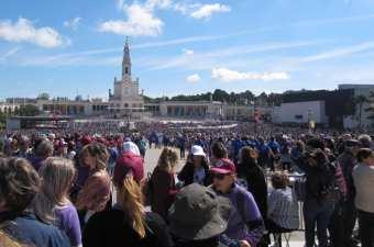 peregrinação crianças Fátima2